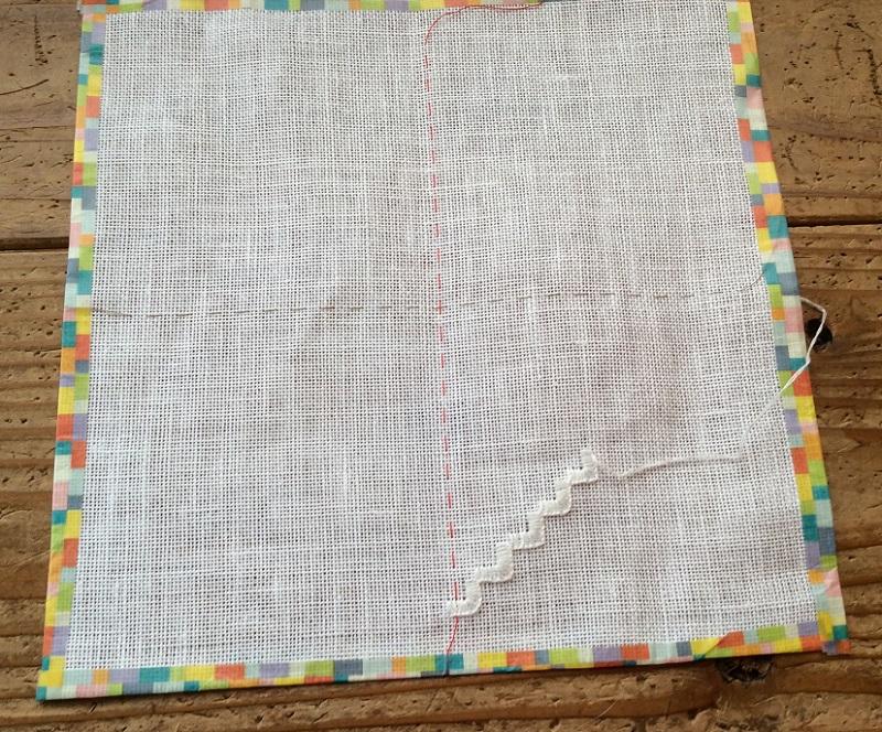 ハーダンガー刺繍の作り方